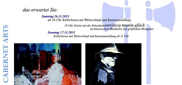 Ausstellung im Weingut Bentzel Sturmfeder